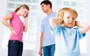 Общение отца с ребенком до 3 лет после развода
