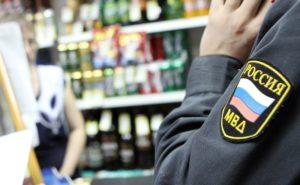 Повторная продажа алкоголя несовершеннолетним